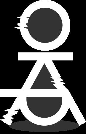 Symbol Trafostation trafo